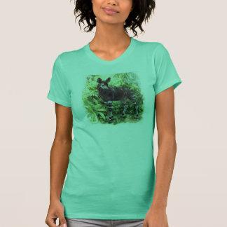 Jungle Okapi ladies shirt