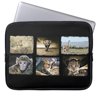 Jungle or animals of Africa Tablet Sleeve