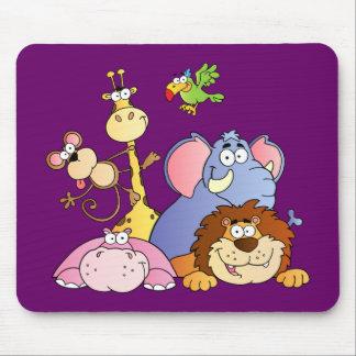 Jungle Pals Mousepad
