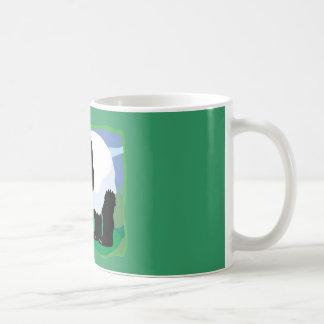 Jungle Panda Bear Coffee Mug
