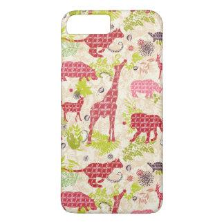 Jungle paradise iPhone 7 plus case