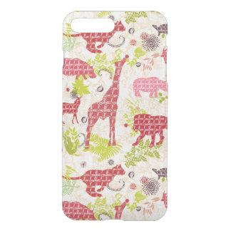 Jungle paradise iPhone 8 plus/7 plus case