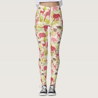 Jungle paradise leggings