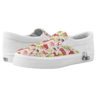 Jungle paradise Slip-On shoes