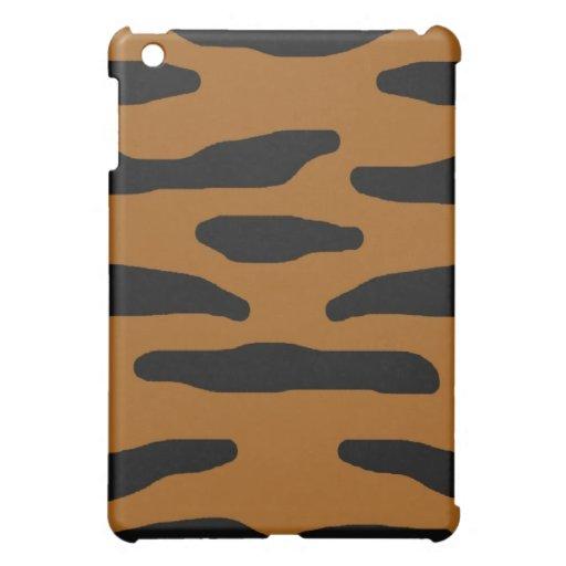 Jungle Pattern Hard Shell iPad Case