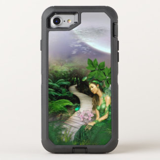 Jungle Reflection OtterBox Defender iPhone 8/7 Case