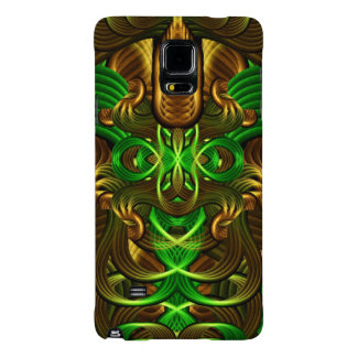 Jungle Roots Pattern Galaxy Note 4 Case