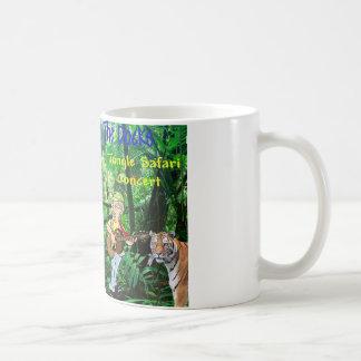 Jungle Safari Concert cup Basic White Mug
