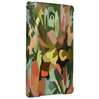 Jungle Scrabble Case Savvy Glossy iPad Air Case