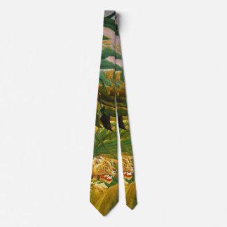 Jungle Storm 1891 Tie