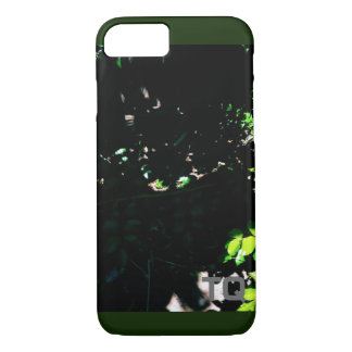 Jungle style iPhone 8/7 cover
