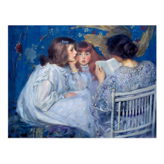 """Jungle Tales"" by James Jebusa Shannon Postcards"