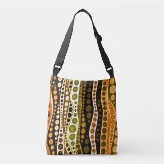 Jungle Tales Original Design Crossbody Bag