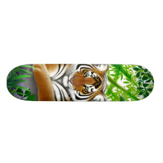 Jungle Tiger Skateboard