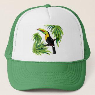 Jungle Toucan Trucker Hat