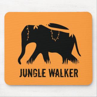 Jungle Walker Mousepad