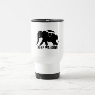 Jungle Walker Stainless Steel Travel Mug