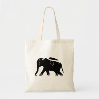 Jungle Walker Tote Bag