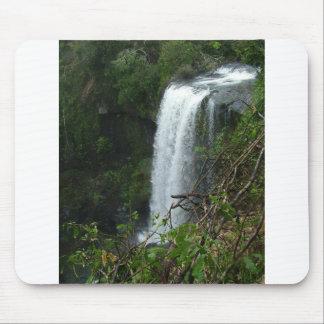 Jungle Waterfall Mouse Pad