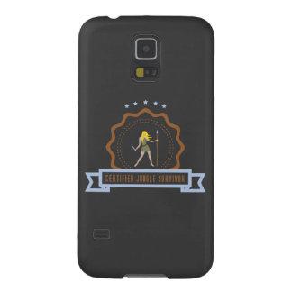 Jungle Woman Samsung Galaxy S5 Case