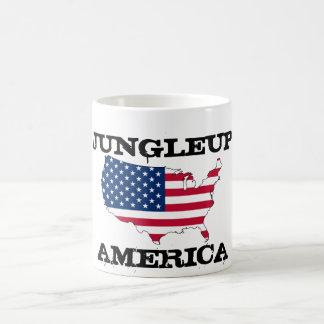 Jungleup America Coffee Mug