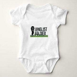 Junglist Soldier Baby Bodysuit