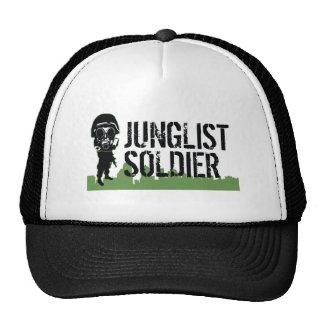 Junglist Soldier Cap