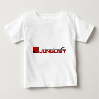 Junglist Turntable Baby T-Shirt