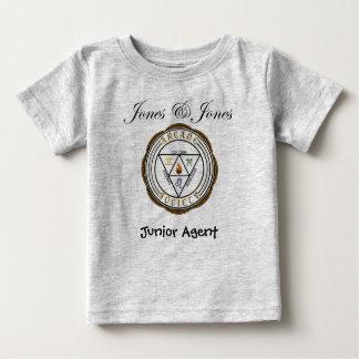Junior Agent Baby T-Shirt
