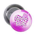 Junior Bride Button