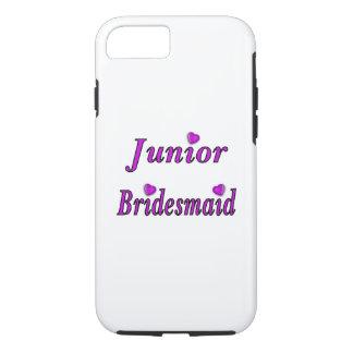 Junior Bridesmaid Simply Love iPhone 7 Case