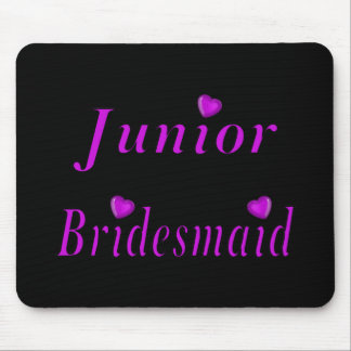 Junior Bridesmaid Simply Love Mouse Pad