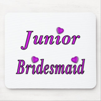 Junior Bridesmaid Simply Love Mousepad