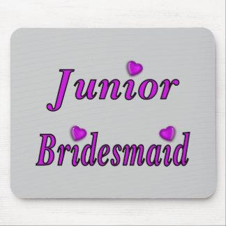 Junior Bridesmaid Simply Love Mousepads