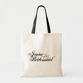 Junior Bridesmaid Tote Budget Tote Bag