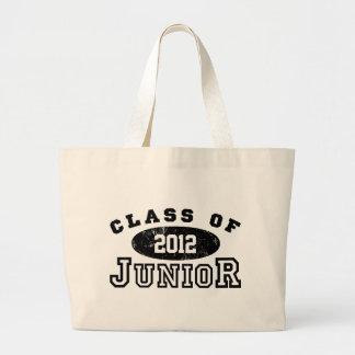 Junior Class Of Jumbo Tote Bag
