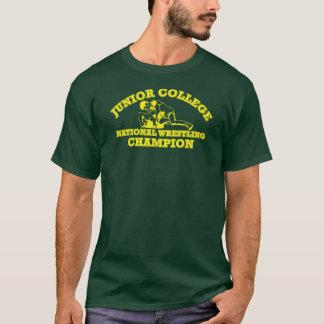 Junior College Wrestling Champion Tee