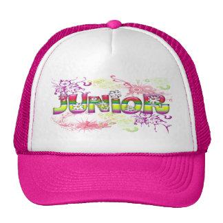 Junior - Flowers 2 Cap