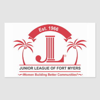 Junior League of Fort Myers Sticker