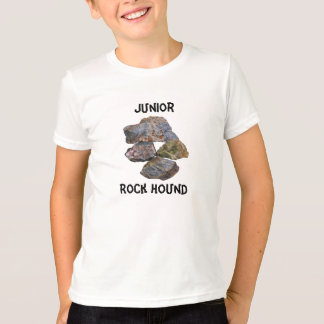 Junior Rock Hound Collectors Kids Funny T-Shirt