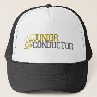 Junior Train Conductor Trucker Hat