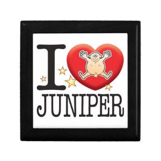 Juniper Love Man Gift Box