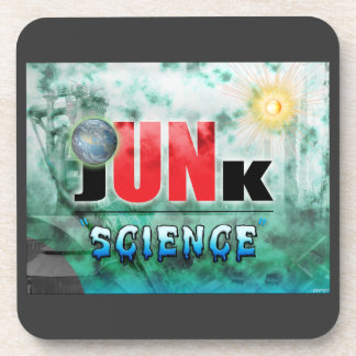 Junk Science Coasters