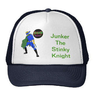 Junker The Stinky Knight Cap Hats