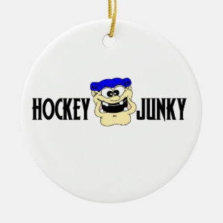 JUNKY CHRISTMAS ORNAMENTS