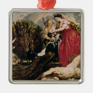 Juno and Argus, 1611 Christmas Ornament