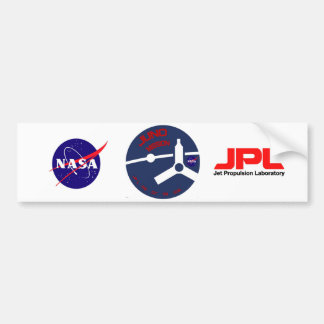 JUNO:  Mission To Jupiter Bumper Sticker
