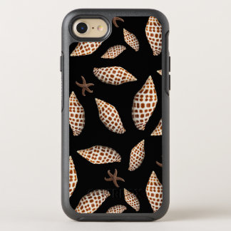 Junonia Seashell Pattern With Starfish OtterBox Symmetry iPhone 8/7 Case