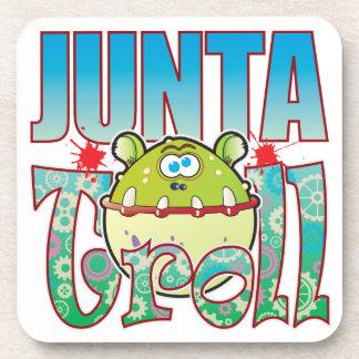 Junta Troll Drink Coasters