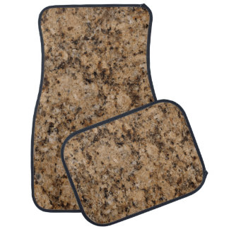 Juparana Stone Pattern Background - Classic Beauty Floor Mat